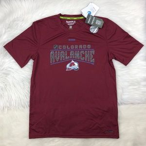 Colorado Avalanche NHL Reebok Speedwick Boys Shirt